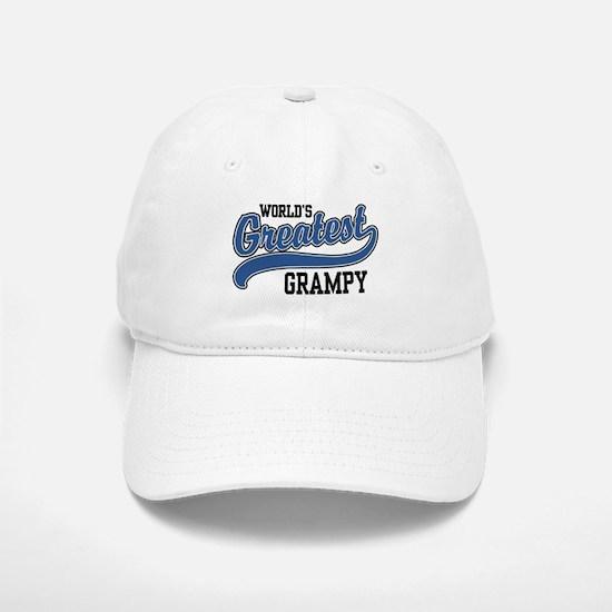 World's Greatest Grampy Baseball Baseball Cap