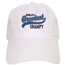 World's Greatest Grampy Baseball Cap