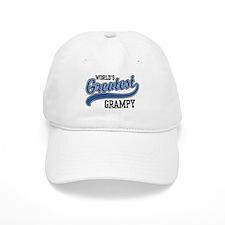 World's Greatest Grampy Baseball Cap