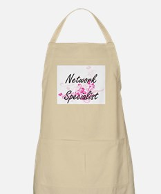 Network Specialist Artistic Job Design with Apron