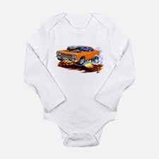Plymouth Long Sleeve Infant Bodysuit