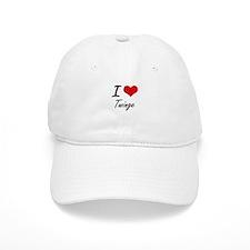 I love Twinge Baseball Cap