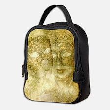 Venetian Masks Neoprene Lunch Bag