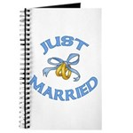 Pretty Just Married Journal