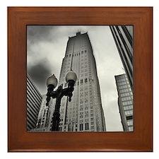 Skyscraper Framed Tile