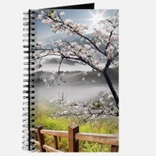 Japanese Cherry Landscape Journal