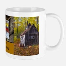 Quebec Maple Syrup Mugs
