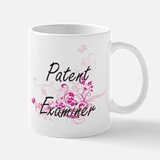 Patent Examiner Artistic Job Design with Flow Mugs