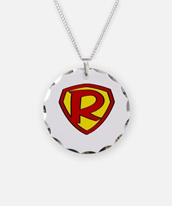 Cute Super hero Necklace