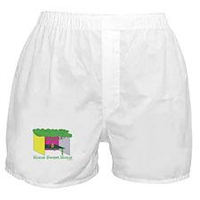 Succos Home Sweet Home Boxer Shorts