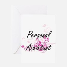 Personal Assistant Artistic Job Des Greeting Cards