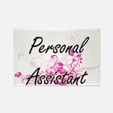 Personal Assistant Artistic Job Design wit Magnets