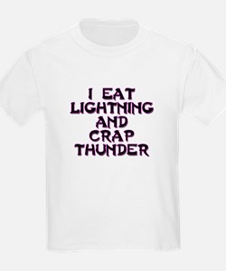 eat lightning T-Shirt