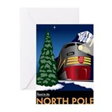 St nicholas Greeting Cards (20 Pack)