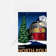 Cute Vintage train Greeting Cards (Pk of 20)
