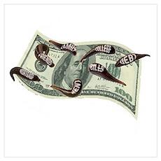 Money Brings Leeches Poster