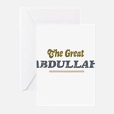 Abdullah Greeting Cards (Pk of 10)