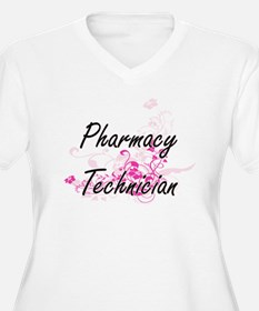 Pharmacy Technician Artistic Job Plus Size T-Shirt