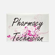 Pharmacy Technician Artistic Job Design wi Magnets