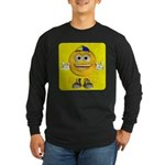 ASL Boy - Long Sleeve Dark T-Shirt