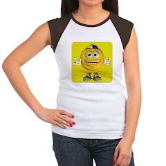 ASL Boy - Women's Cap Sleeve T-Shirt
