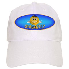 ASL Boy - Baseball Cap