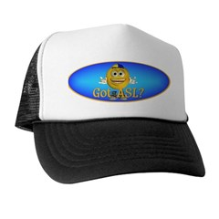 ASL Boy - Trucker Hat