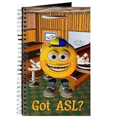 ASL Boy - Journal