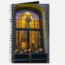 Hotel Frontenac In Autumn Journal