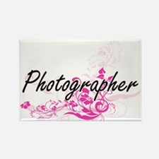 Photographer Artistic Job Design with Flow Magnets