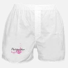 Photographer Artistic Job Design with Boxer Shorts