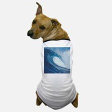 OCEAN WAVE 2 Dog T-Shirt