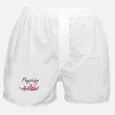 Physician Assistant Artistic Job Desi Boxer Shorts