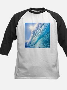 OCEAN WAVE 1 Baseball Jersey