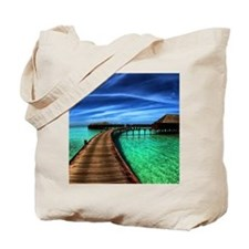 MALDIVES 2 Tote Bag