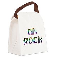 CNAs ROCK Canvas Lunch Bag