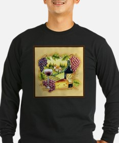 Best Seller Grape Long Sleeve T-Shirt