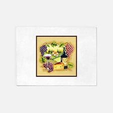 Best Seller Grape 5'x7'Area Rug