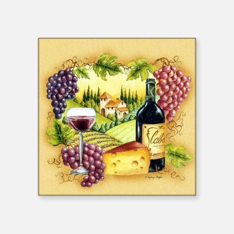 Best Seller Grape Sticker