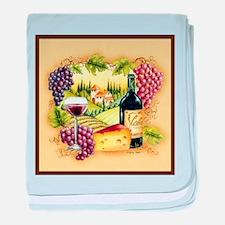 Best Seller Grape baby blanket