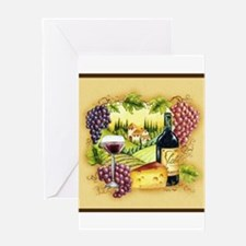 Best Seller Grape Greeting Cards