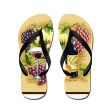 Best Seller Grape Flip Flops