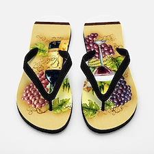 Best Seller Grape Flip Flops