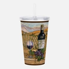 Best Seller Grape Acrylic Double-wall Tumbler