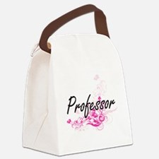 Professor Artistic Job Design wit Canvas Lunch Bag