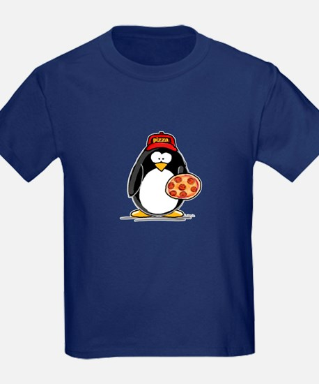 pizza Penguin T