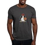 pizza Penguin Dark T-Shirt