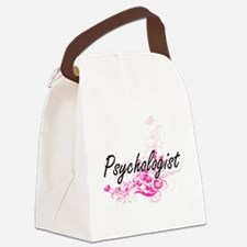 Psychologist Artistic Job Design Canvas Lunch Bag
