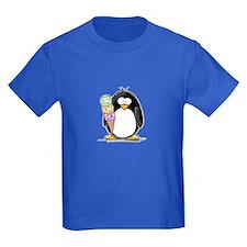 ice cream Penguin T