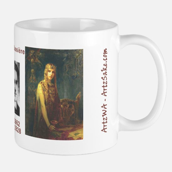 Crown Celtic Princess Mug